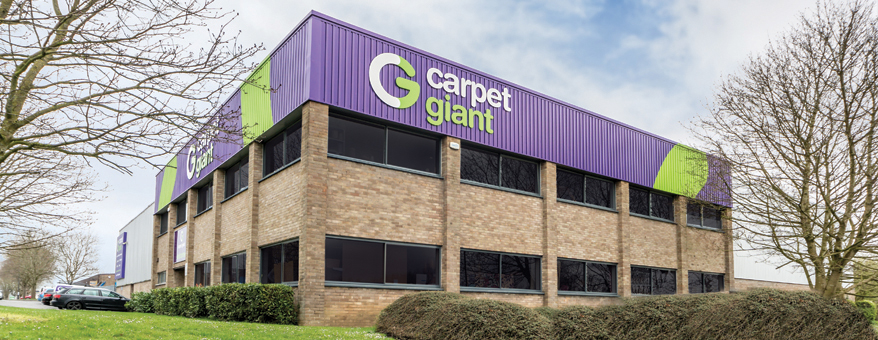 Carpet Giant showroom Yate