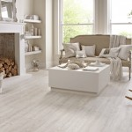 Vinyl flooring white sitting room