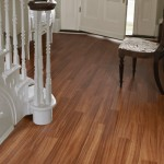 vinyl flooring hallway