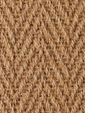 Natural fibre carpets